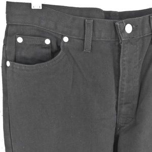 New Black Jeans by Faded Glory